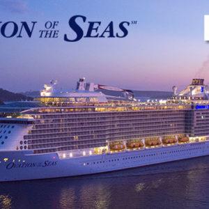 ovation of the seas 2018